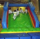 Saturday 20th  December 2008.. Inflatable Judo Session